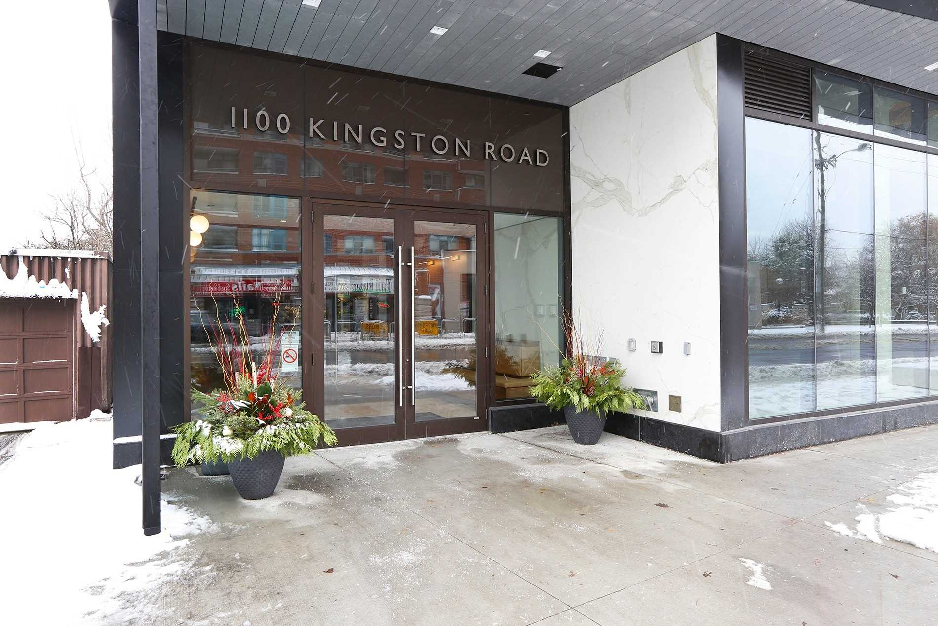 #314 - 1100 Kingston Rd, Toronto E4646930