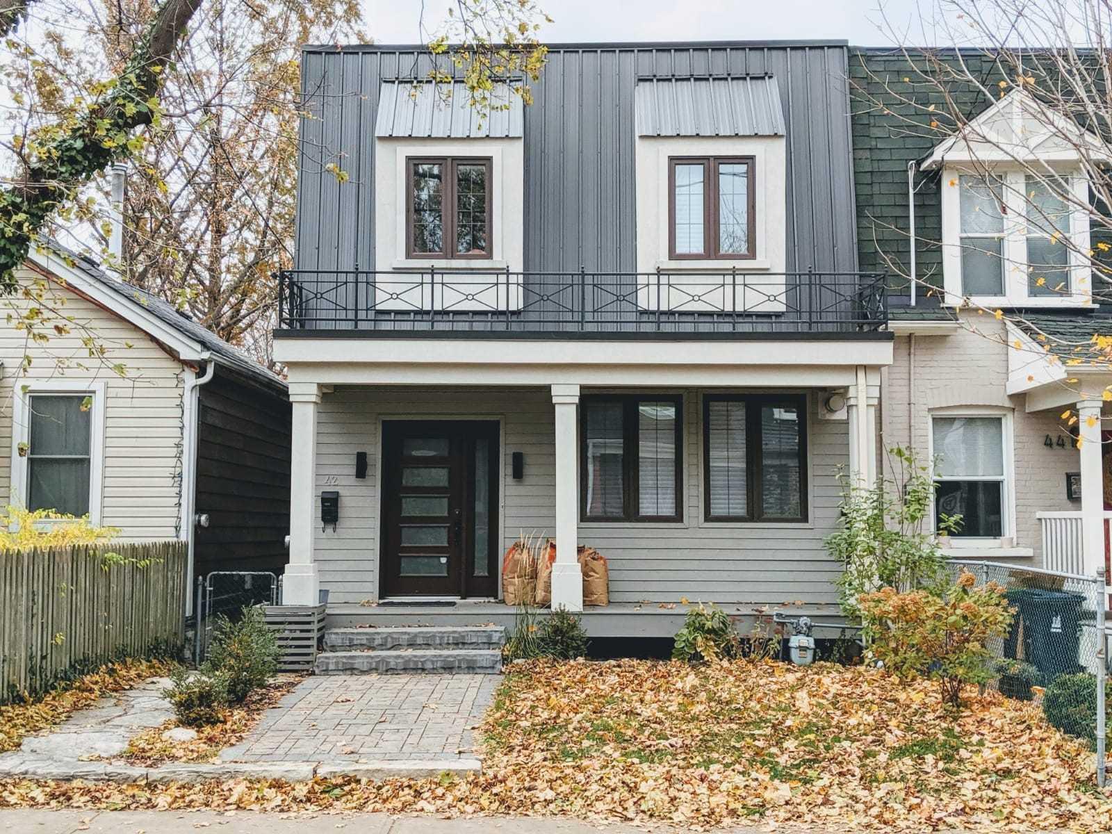 42 Myrtle (Lower Level) Ave, Toronto E4682052