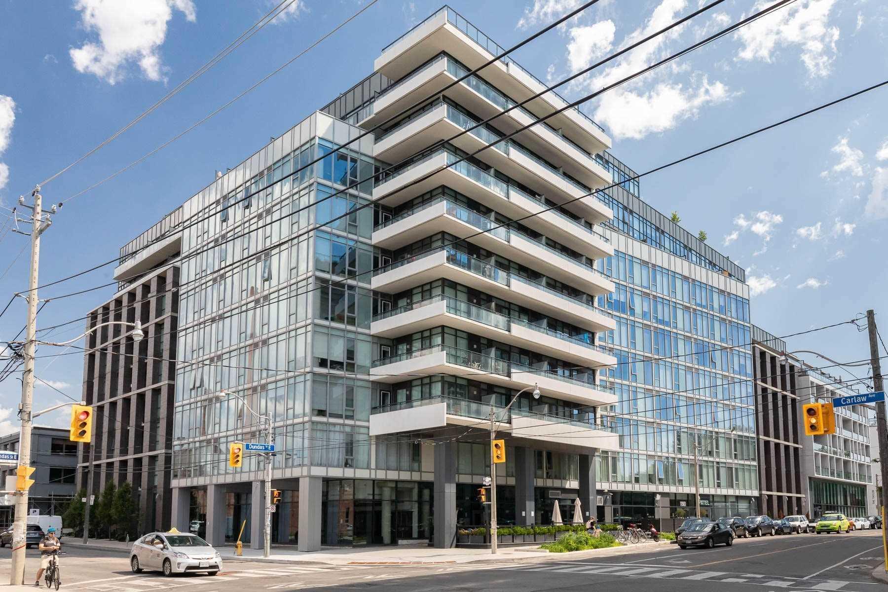#827 - 1190 Dundas St, Toronto E4689851