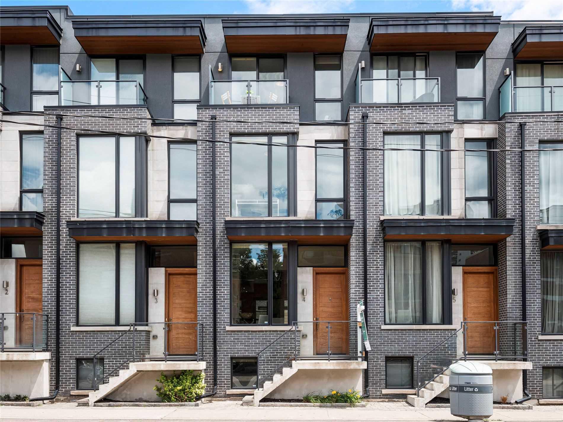 4 - 837 Broadview Ave, Toronto, M4K2P9