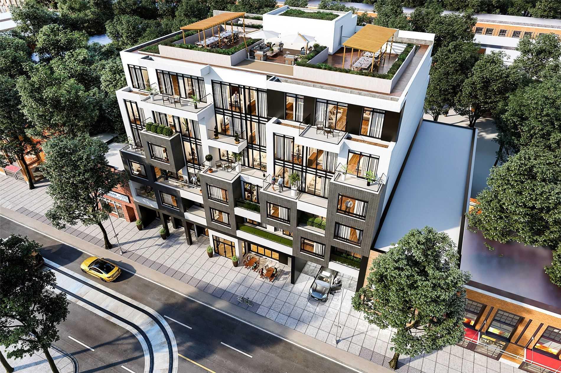 205 - 800 Broadview Ave, Toronto, M4K2P7