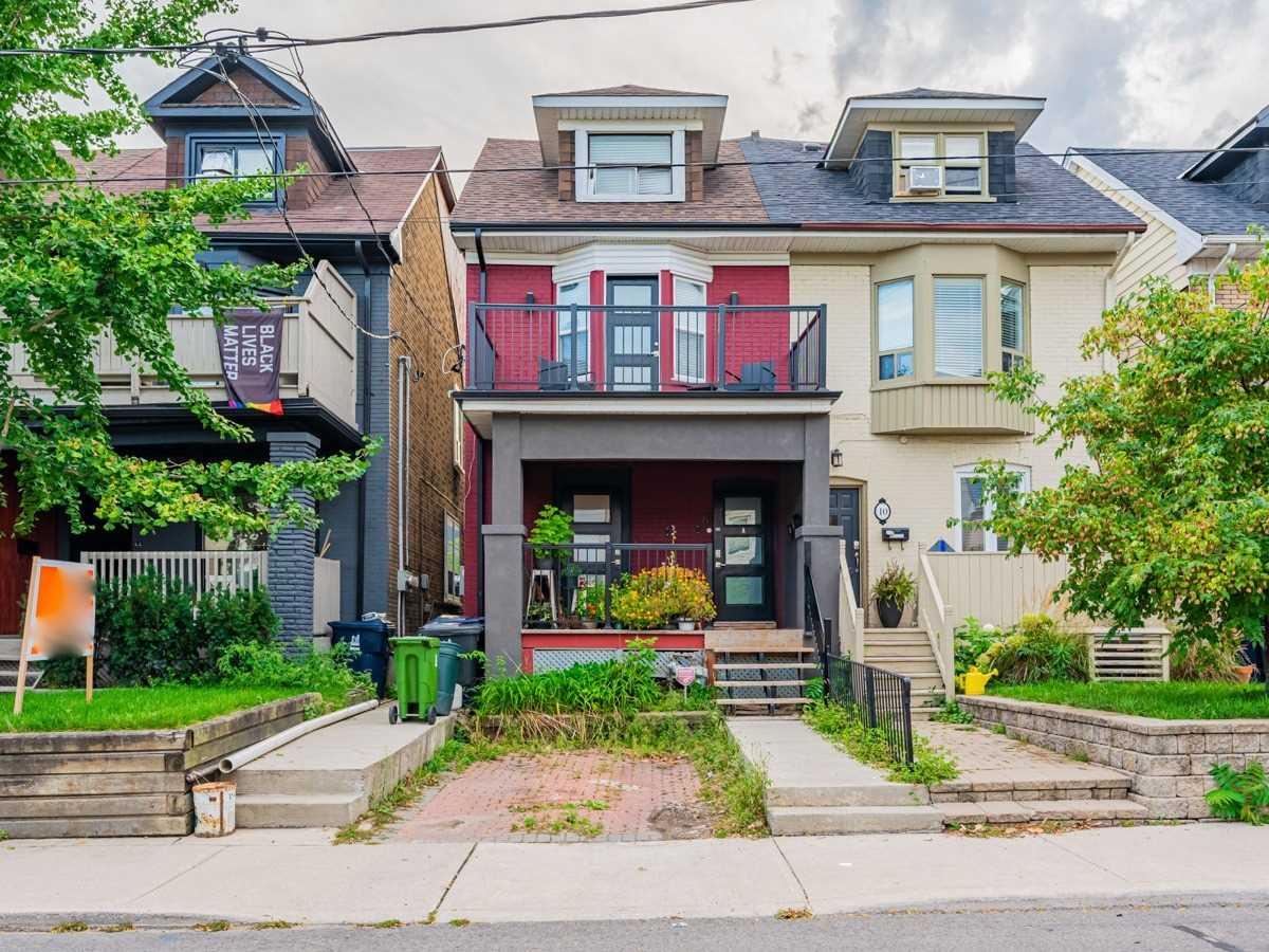 8 Muriel Ave, Toronto, M4J2X9