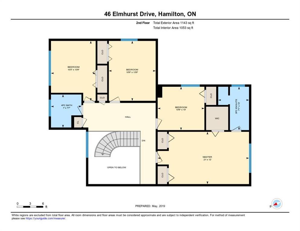 46 ELMHURST Drive, Hamilton H4054248