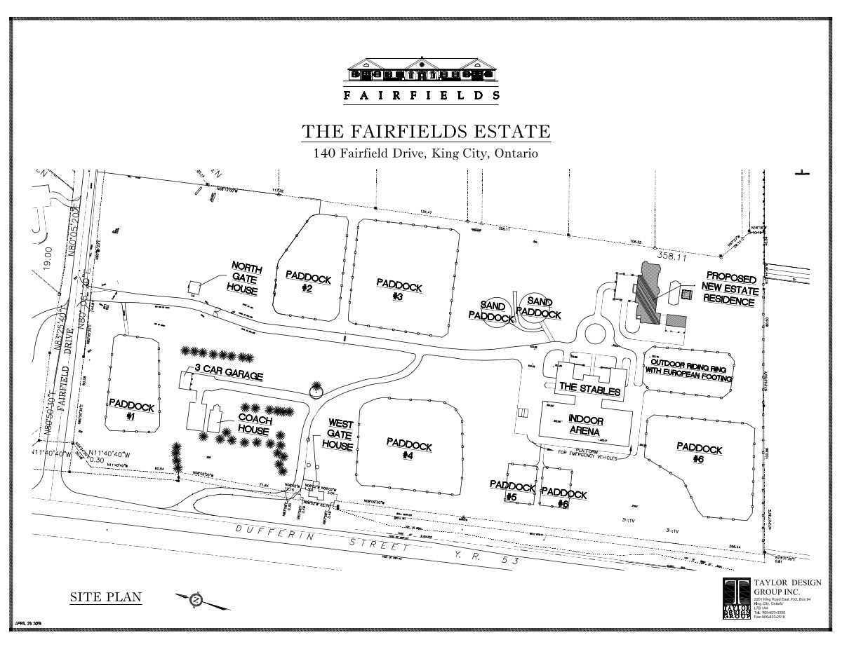 140 Fairfield Dr, King N4446679