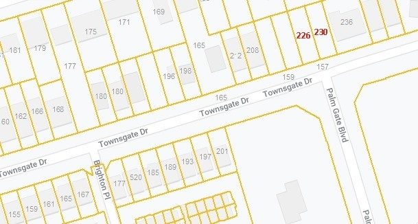 226 Townsgate Dr N, Vaughan N4476971