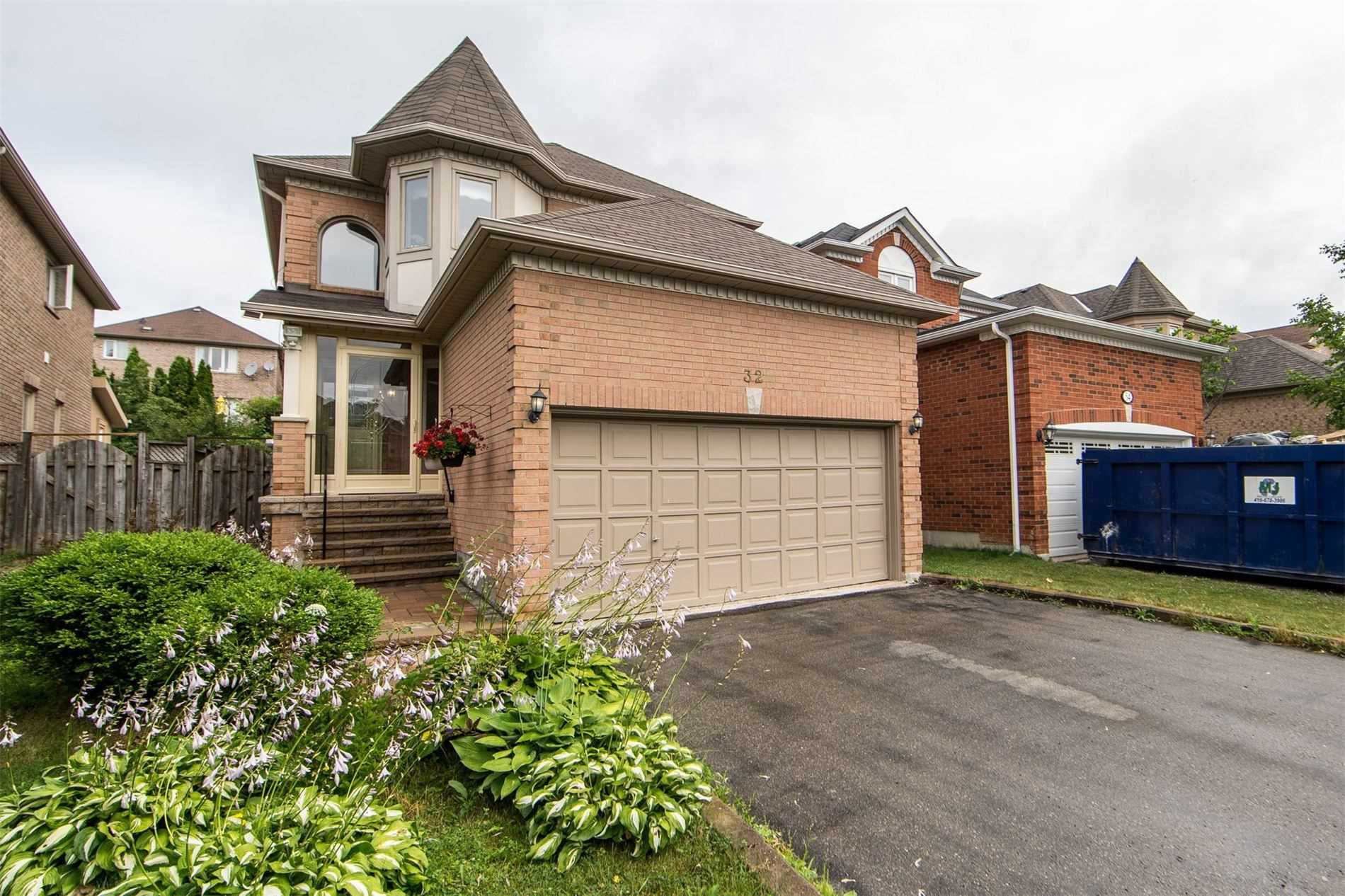 32 Painted Rock Ave, Richmond Hill N4532262