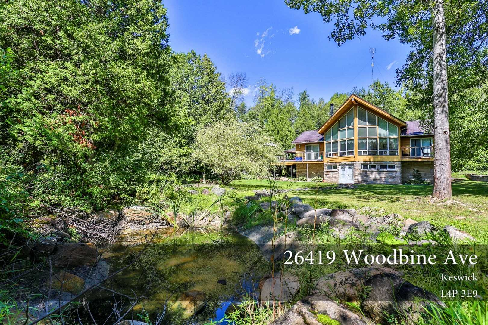 26419 Woodbine Ave, Georgina N4537736