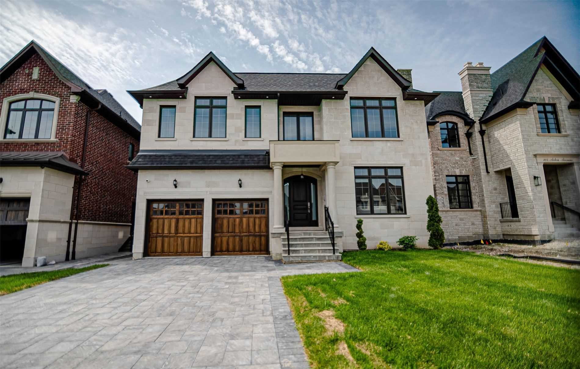 103 Arten Ave, Richmond Hill N4551056