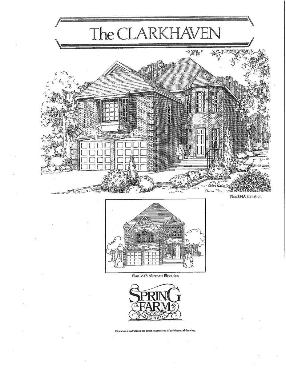 447 Spring Gate Blvd, Vaughan N4583873