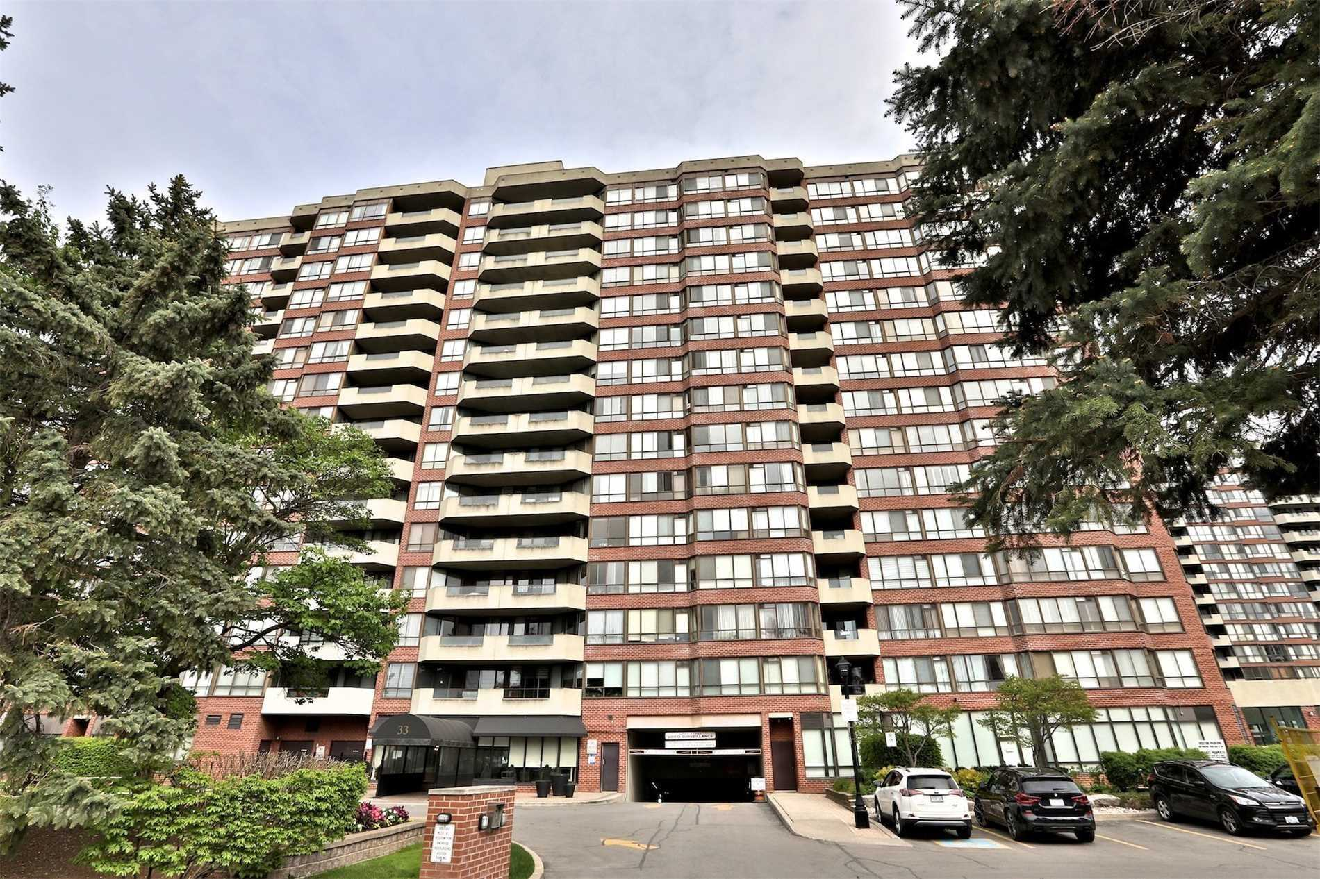 #1204 - 33 Weldrick Rd E, Richmond Hill N4594313