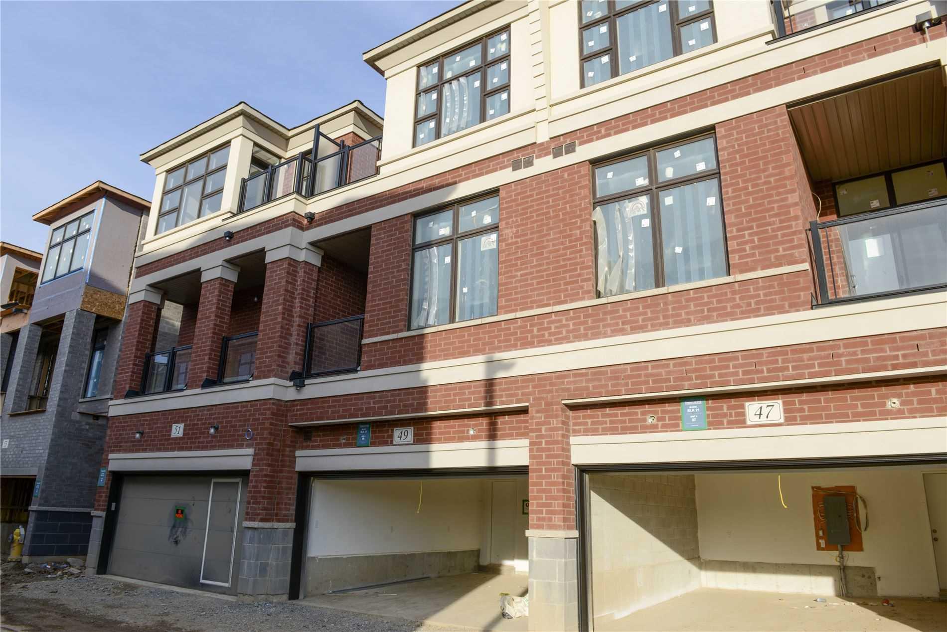 49 Wuhan Lane, Markham N4606171