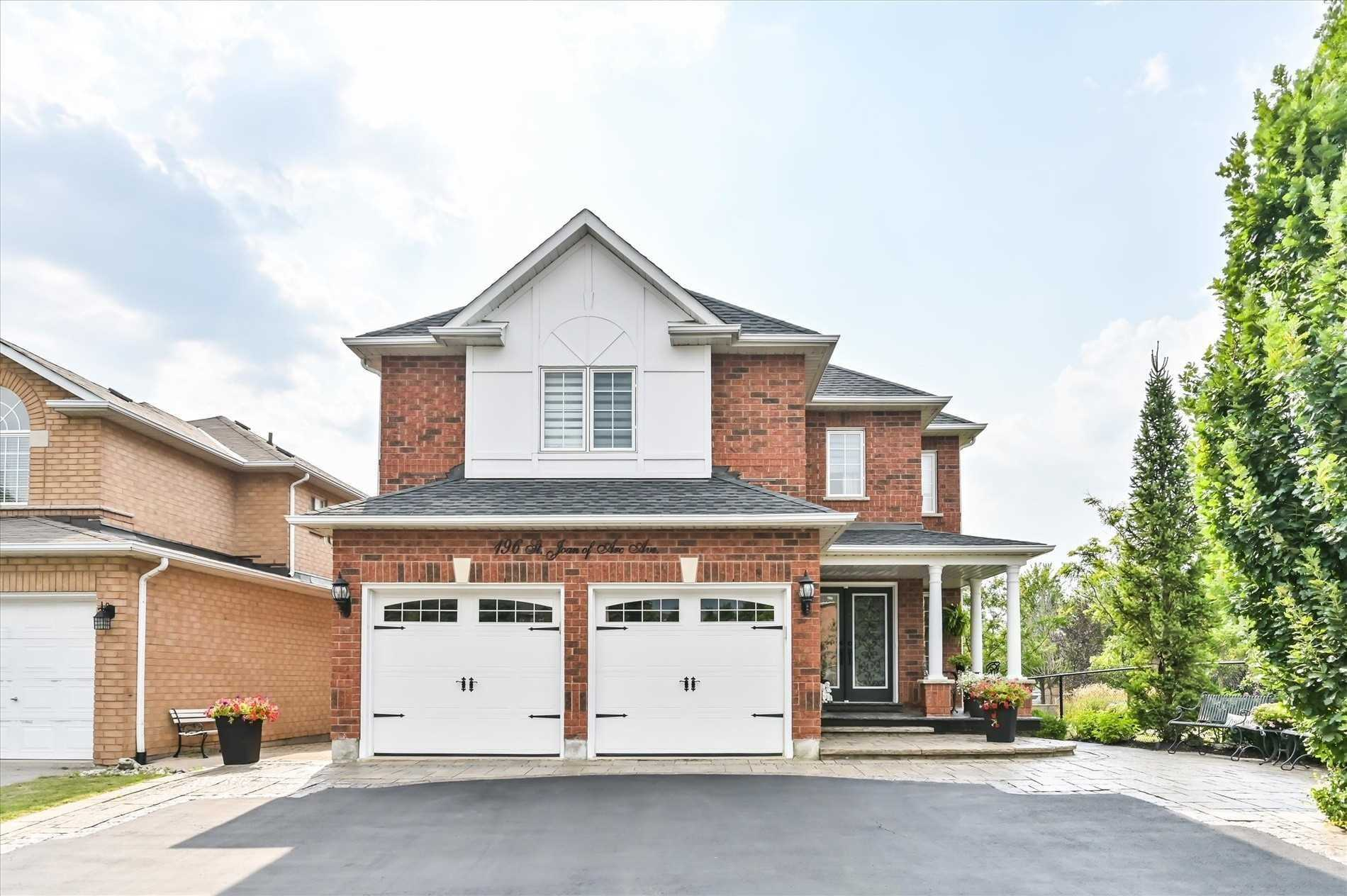 196 St. Joan Of Arc Ave, Vaughan, L6A 3B9