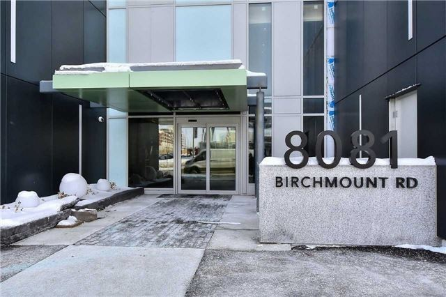 #1306 - 8081 Birchmount Rd, Markham N4642358