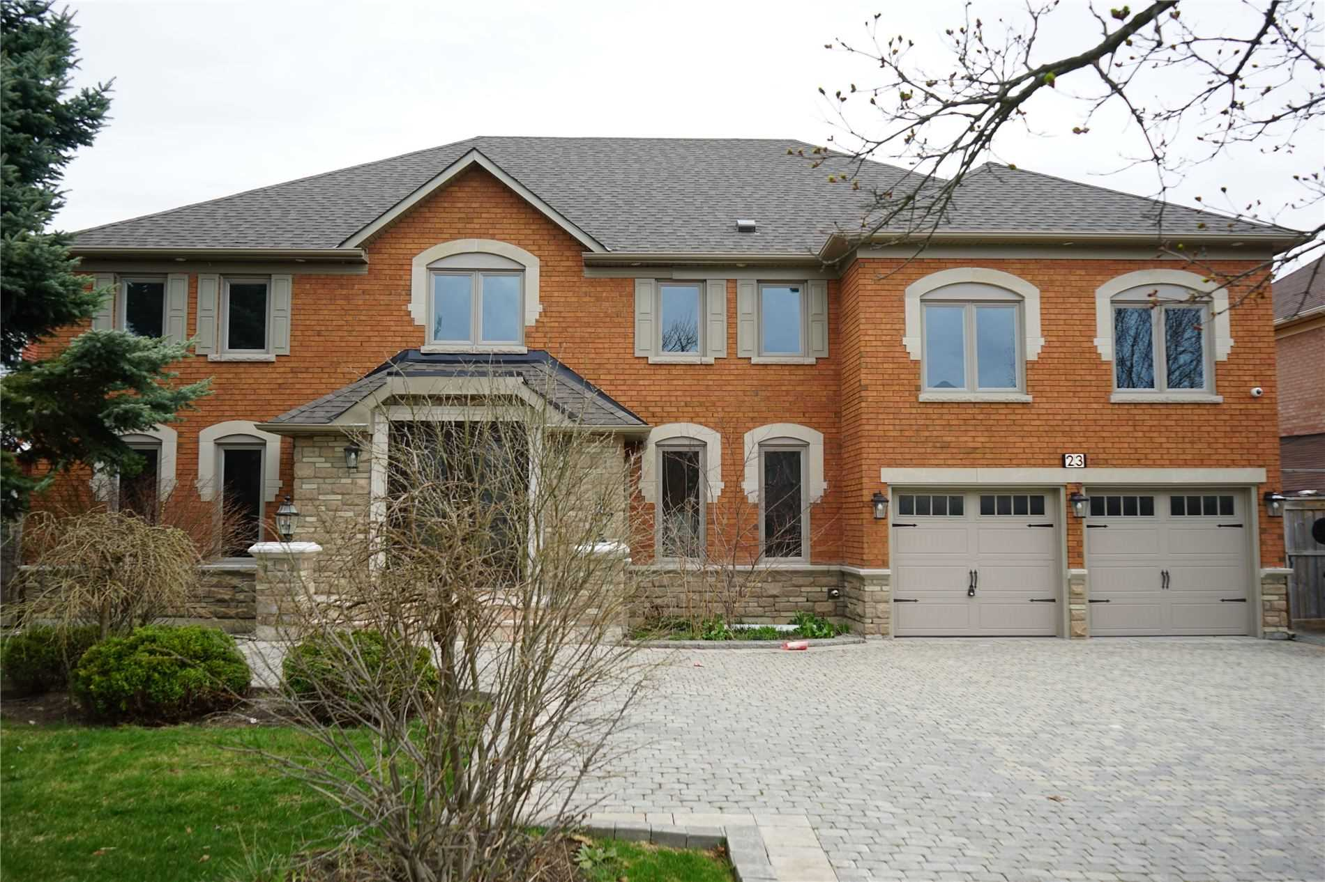 23 Elderwood Dr, Richmond Hill N4668772