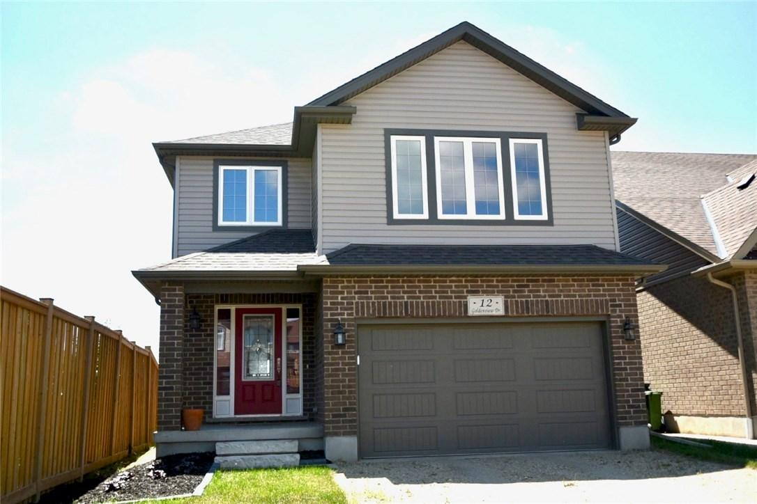 12 Goldenview DR  , Guelph 30588227