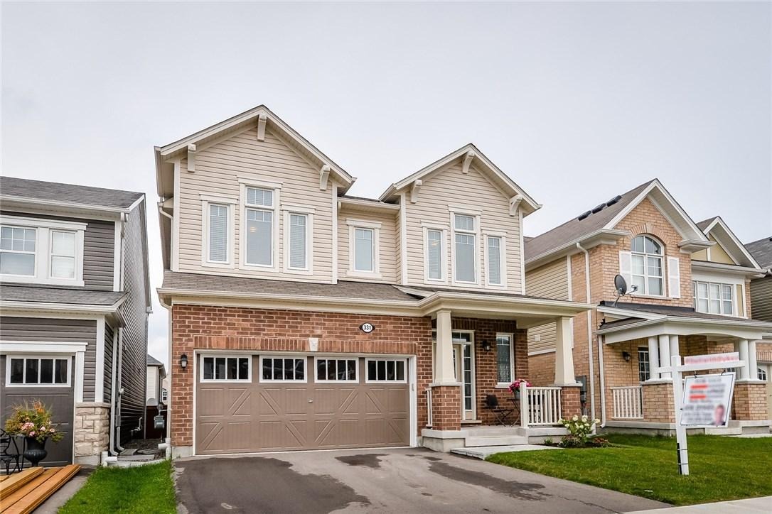 331 Falling Green CR  , Kitchener 30592259