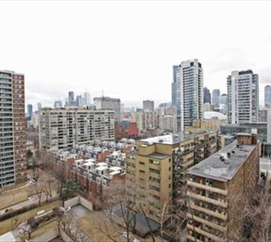 #1517 - 40 Homewood Ave, Toronto C3101378