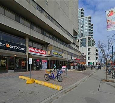 #1205 - 720 Spadina Ave, Toronto C3154415