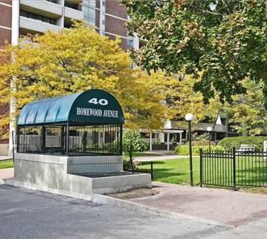 #2210 - 40 Homewood Ave, Toronto C3351494