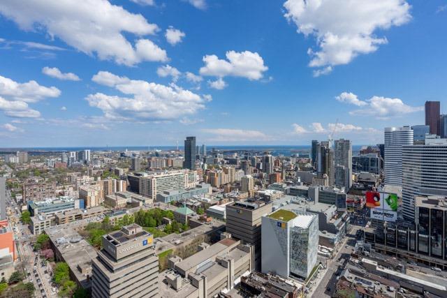 #3609 - 386 Yonge St, Toronto C3494703