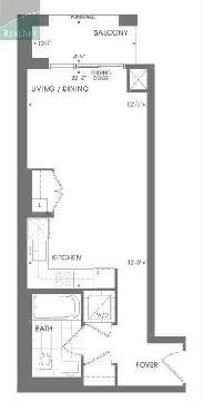 #218 - 23 Glebe Rd W, Toronto C3768635