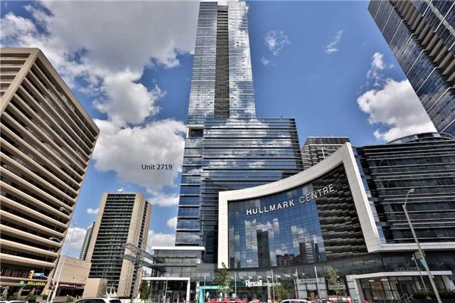 #2719 - 5 Sheppard Ave E, Toronto C3769705