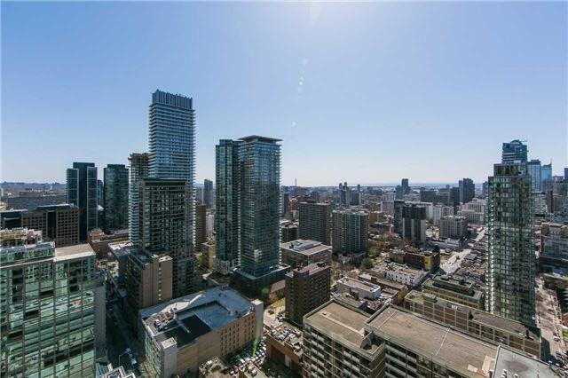 #3502 - 35 Balmuto St, Toronto C3775243