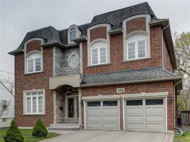 113 Holmes Ave, Toronto C3779010