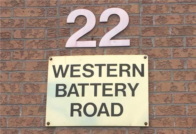 #119 - 22 Western Battery Rd, Toronto C3817491