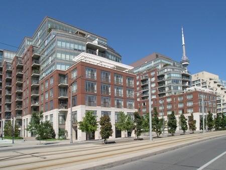 #105E - 500 Queen's Quay W, Toronto C3853167