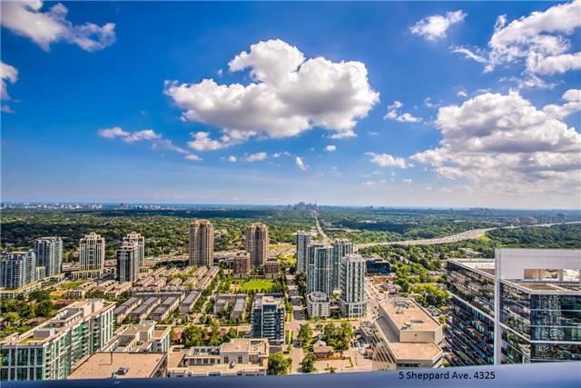 #4325 - 5 Sheppard Ave E, Toronto C3861045