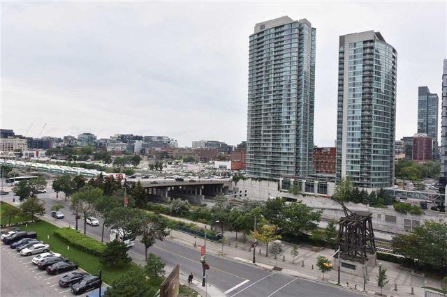 #907 - 81 Navy Wharf Crt, Toronto C3892968