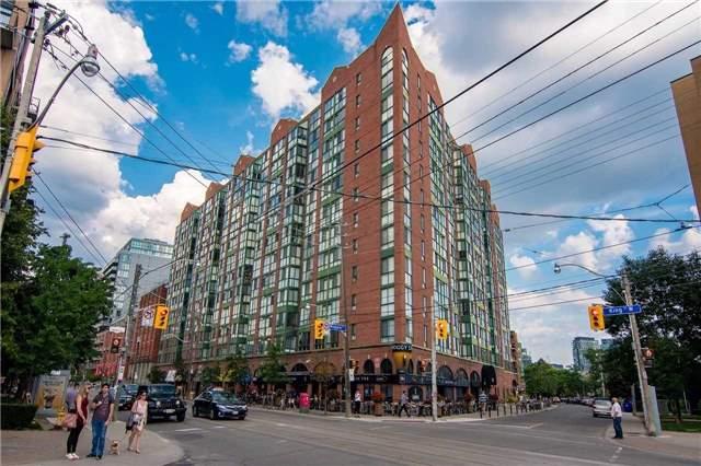#1007 - 801 King St W, Toronto C3896461