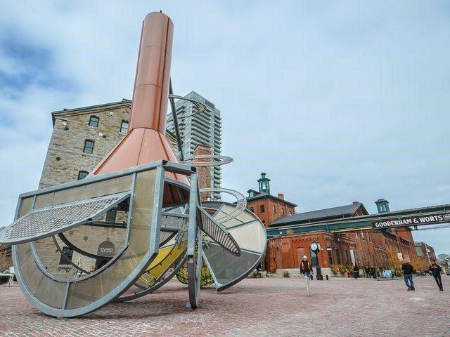 #421 - 33 Mill St, Toronto C3943334