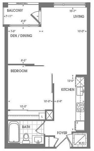 #616 - 23 Glebe Rd W, Toronto C3946967