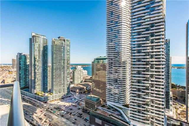 #2811 - 65 Bremner Blvd, Toronto C3948148