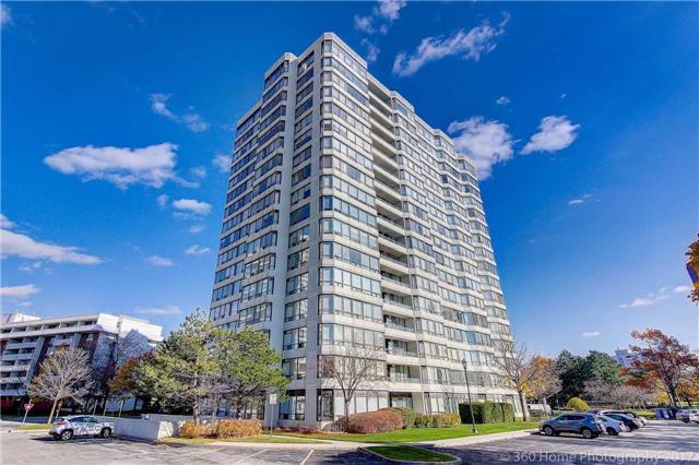 #1608 - 1121 Steeles Ave, Toronto C3986829