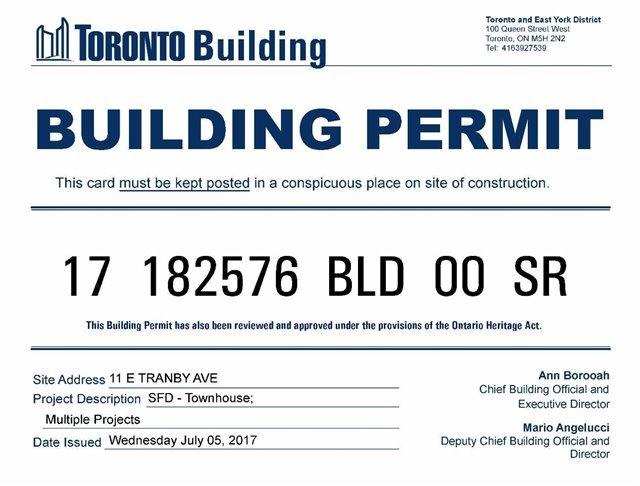 11 E Tranby Ave, Toronto C3987057