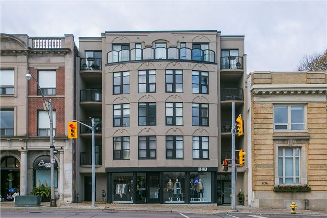 #404 - 1174 Yonge St, Toronto C3989242