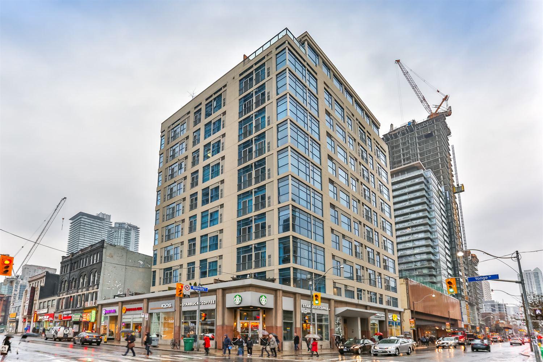 #909 - 8 Wellesley St E, Toronto C3998151