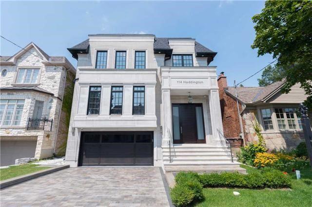 114 Haddington Ave, Toronto C3999419