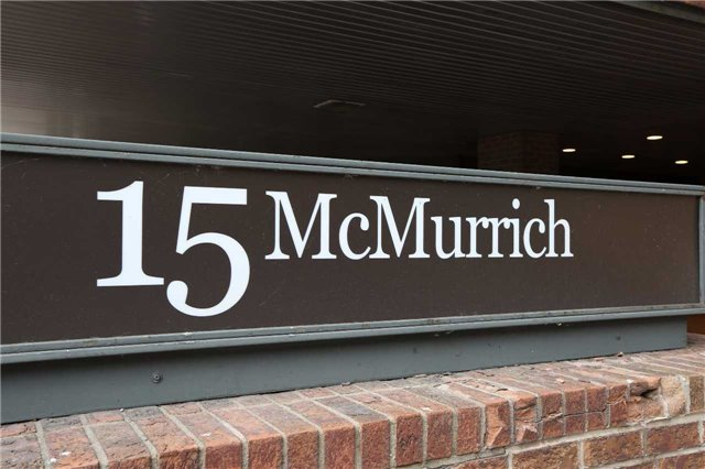 #1101 - 15 Mcmurrich St, Toronto C4005679