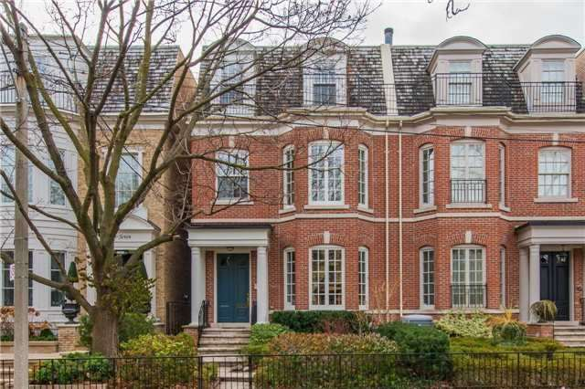 59 Lowther Ave, Toronto C4033705