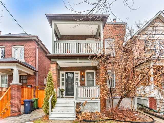 233 Wychwood Ave, Toronto C4053478