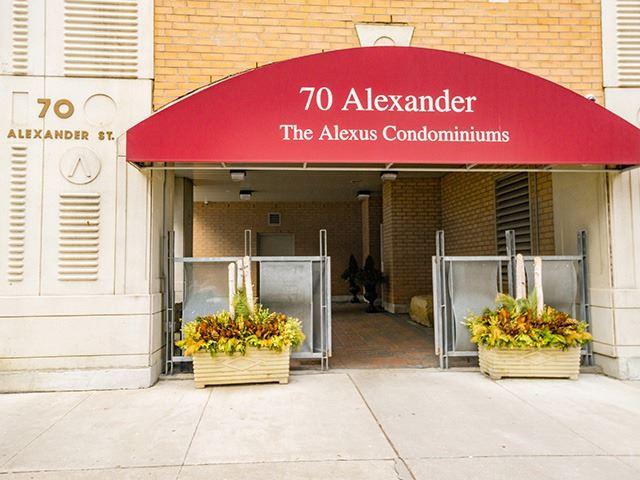 #307 - 70 Alexander St, Toronto C4060551