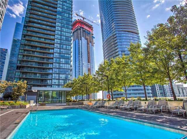 #3910 - 65 Bremner Blvd, Toronto C4060601