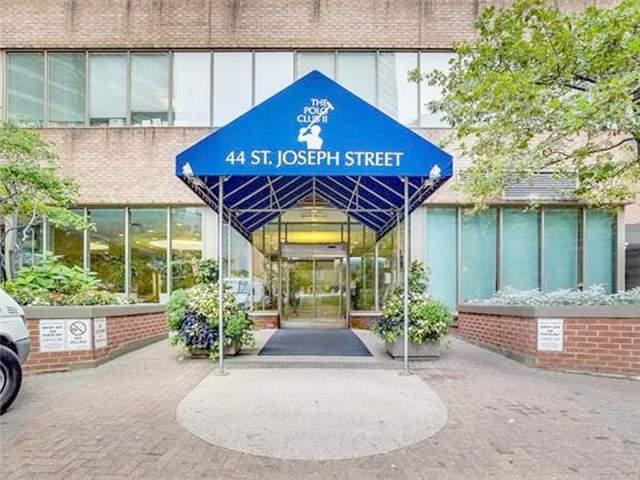 #2516 - 44 St Joseph St, Toronto C4063820