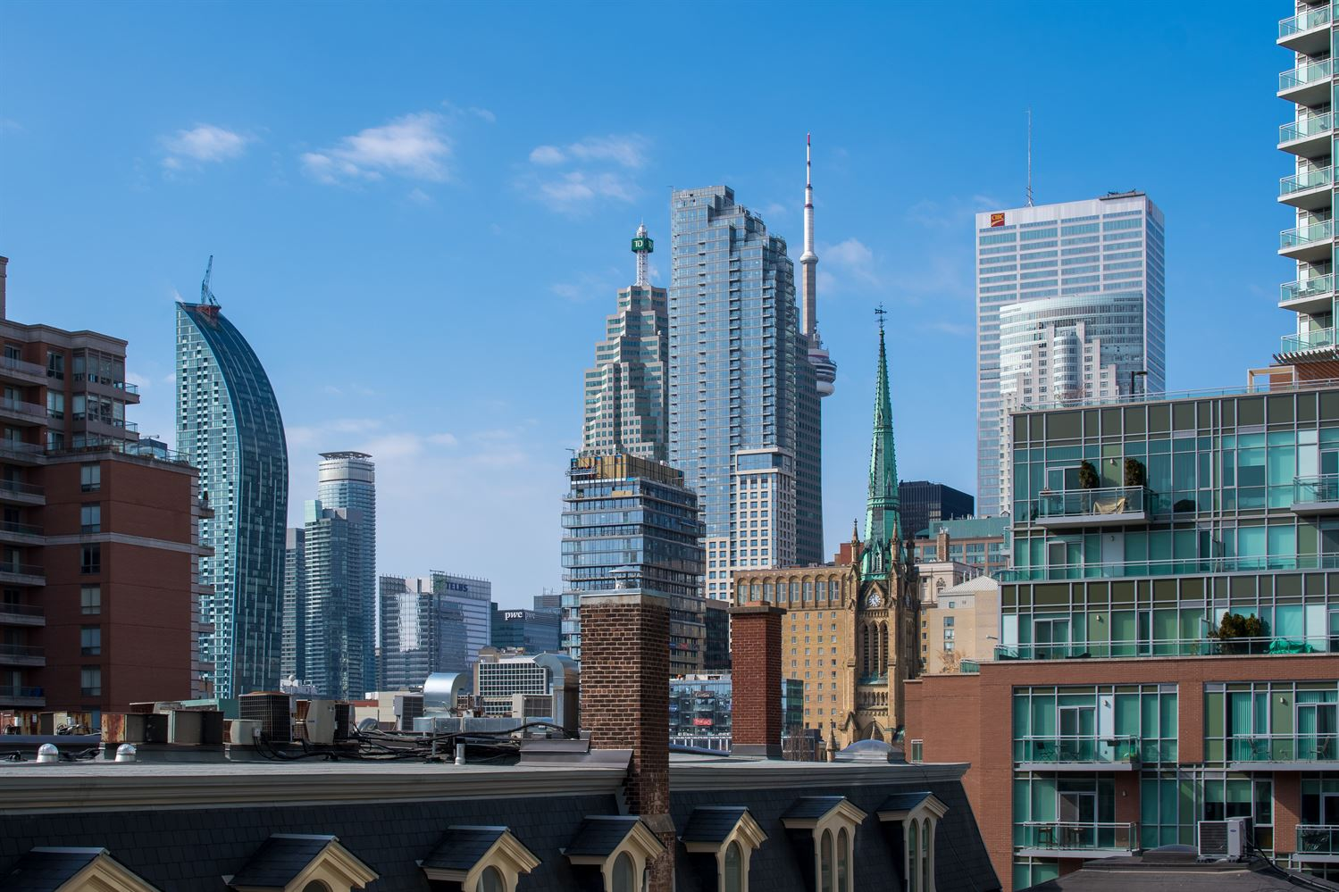 #405 - 105 George St, Toronto C4065727