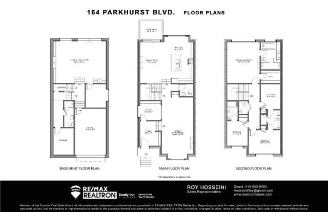 164 Parkhurst Blvd, Toronto C4074221