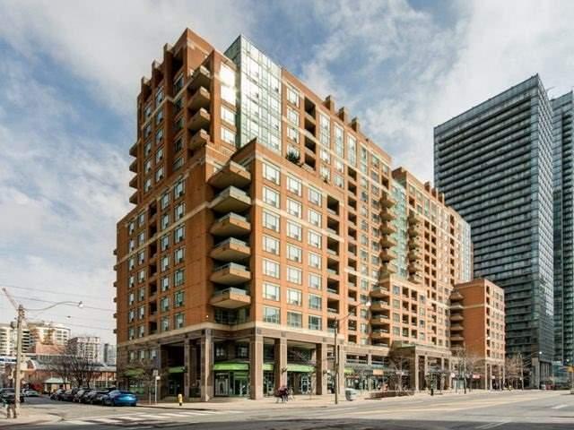 #812 - 889 Bay St, Toronto C4080697